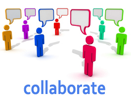 Online collaboration image